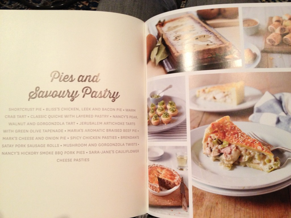 Pies and Savoury Pastry