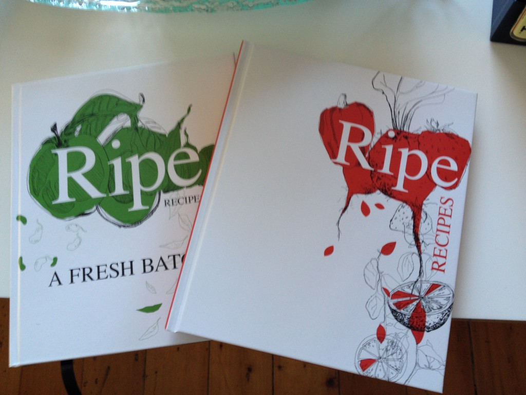 RIPE and RIPE - A Fresh Batch by Angela Redfern